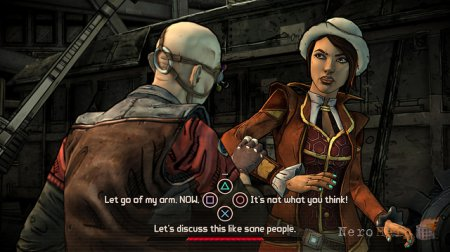 Обзор Tales from the Borderlands: Episode One - Zero Sum