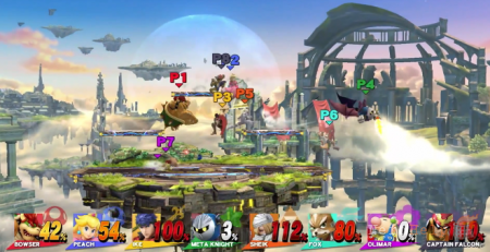 Обзор Super Smash Bros. Wii U