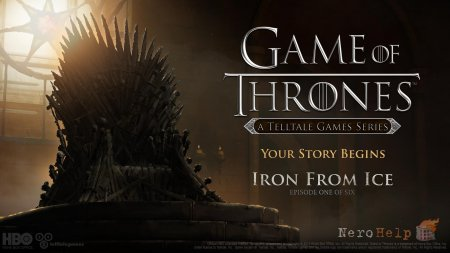 Обзор Game of Thrones: A Telltale Games Series