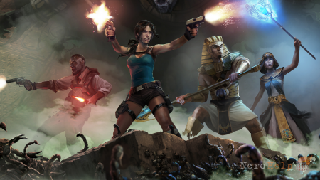 Обзор Lara Croft and the Temple of Osiris