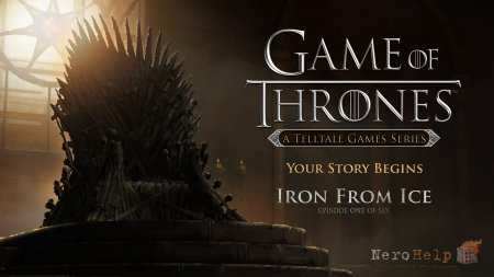 Обзор Game of Thrones: Episode One - Iron From Ice | В кинце все умрут