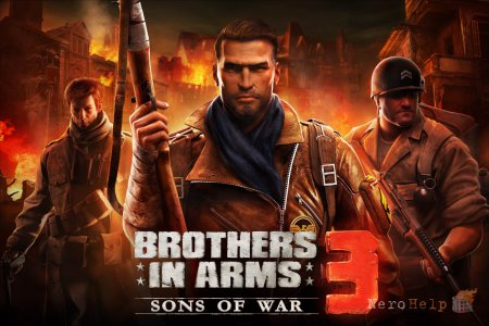 Обзор Brothers in Arms 3 | Фриц хантер