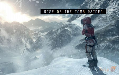 Сканы Rise of the Tomb Raider из свежего номера Official Xbox Magazine