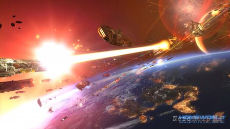 Обзор Homeworld Remastered Collection