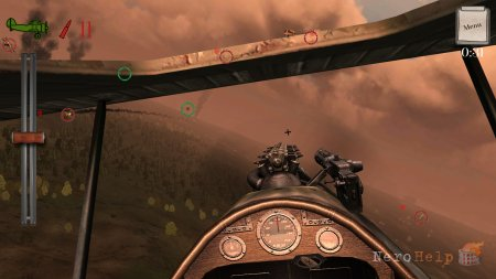 Обзор Red Baron: War of Planes