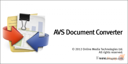 AVS Document Converter 2.3