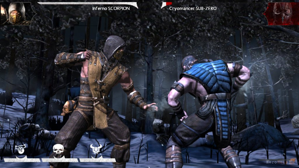 Игра для iphone mortal kombat