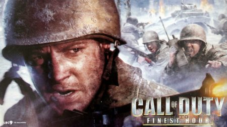 Обзор Call of Duty: Finest Hour