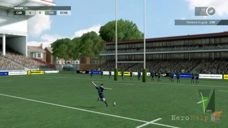 Обзор Rugby 15