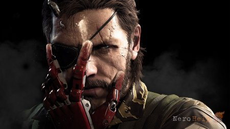 Первый обзор Metal Gear Solid V: The Phantom Pain