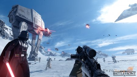 Star Wars: Battlefront вступит в фазу бета-тестирования в начале октября