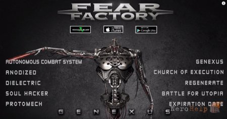 Genexus - Fear Factory