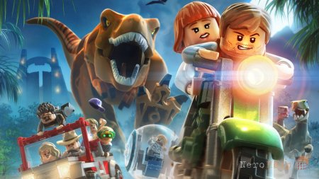 Обзор LEGO Jurassic World