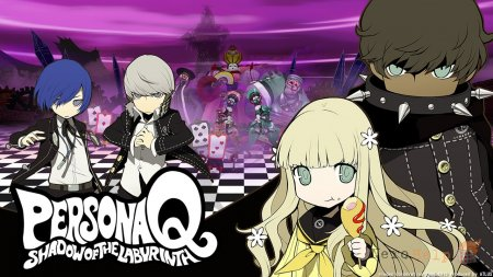 Обзор Persona Q: Shadow of the Labyrinth | Лабиринты разума