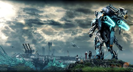 Xenoblade Chronicles X - демонстрация игры с EGX 2015