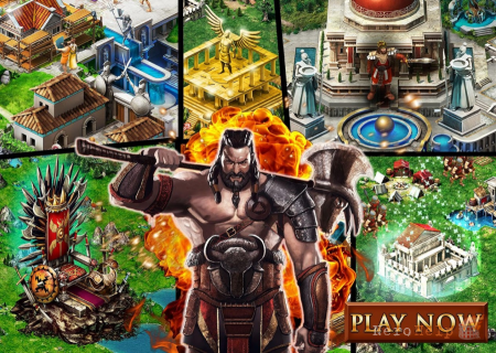Обзор Game of War: Fire Age