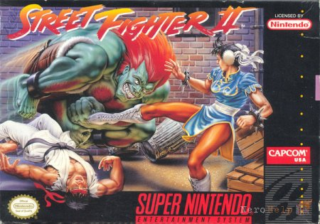 Обзор Street Fighter II