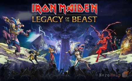 Legacy of the Beast: мобильная RPG от Iron Maiden
