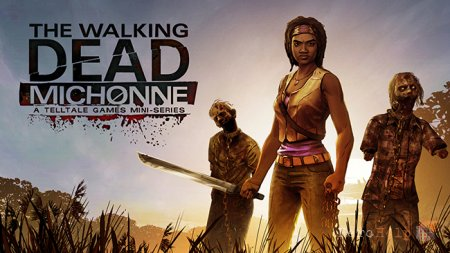 The Walking Dead: Michonne - первые 5 минут