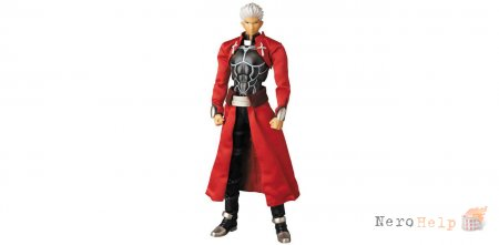 Обзор фигурки Fate/Stay Night Unlimited Blade Works - Archer - ALTAiR - 1/8 ...