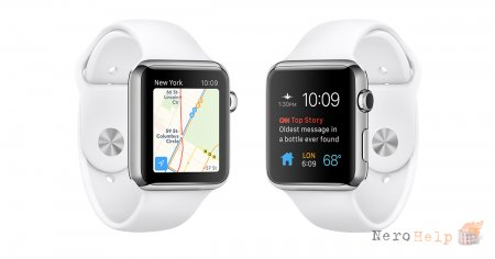 Обзор Apple Watch с watchOS 2