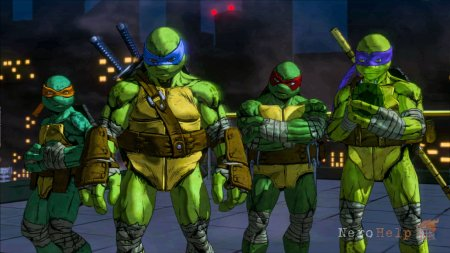 TMNT: Mutants in Manhattan от Platinum Games стартует в мае, представлен но ...