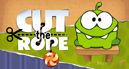 Обзор Cut the Rope