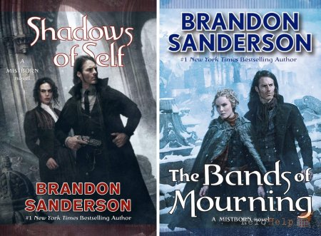 Shadows of Self / The Bands of Mourning - Brandon Sanderson