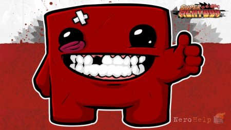 Super Meat Boy - платформер про Мясного Пацана обзавелся датой релиза на Wi ...