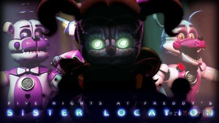 Первый трейлер Five Nights at Freddy's: Sister Location