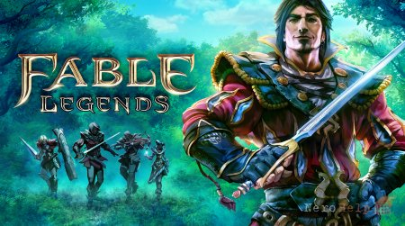 Превью Fable Legends