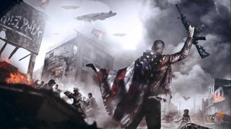 Обзор Homefront: The Revolution