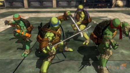 Обзор Teenage Mutant Ninja Turtles: Mutants in Manhattan