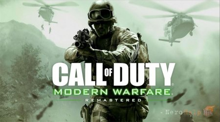 Call of Duty: Modern Warfare Remastered - Activision выпустила 7-минутное г ...