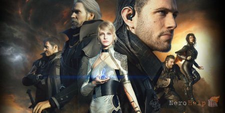 Kingsglaive: Final Fantasy XV - ������ 12 ��������� ����� ����������� ������������ �����