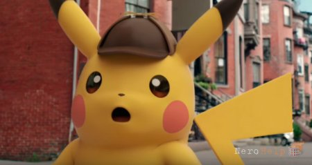 Legendary ������ ����� �� ������� Great Detective Pikachu