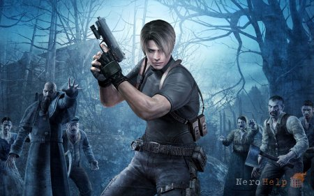 Resident Evil 4 - �������� ��������� ��� PlayStation 4