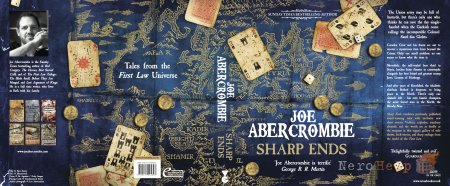 Sharp Ends: Stories from the World of the First Law - Joe Abercrombie