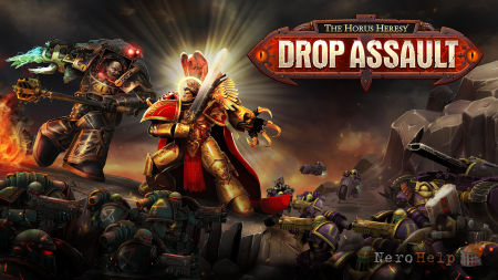 Обзор The Horus Heresy: Drop Assault