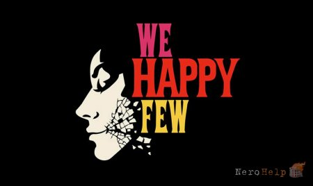 Обзор We Happy Few