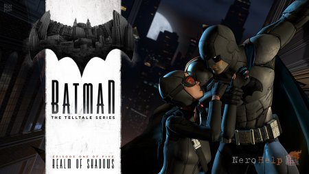 Обзор Batman: The Telltale Series. Episode 1: Realm of Shadows