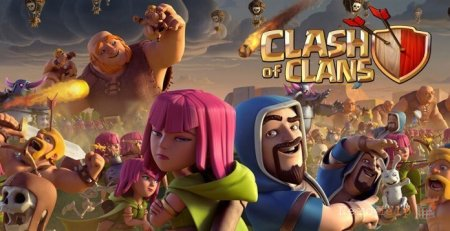 Секреты игры Clash of Clans