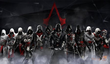 История серии Assassin's Creed