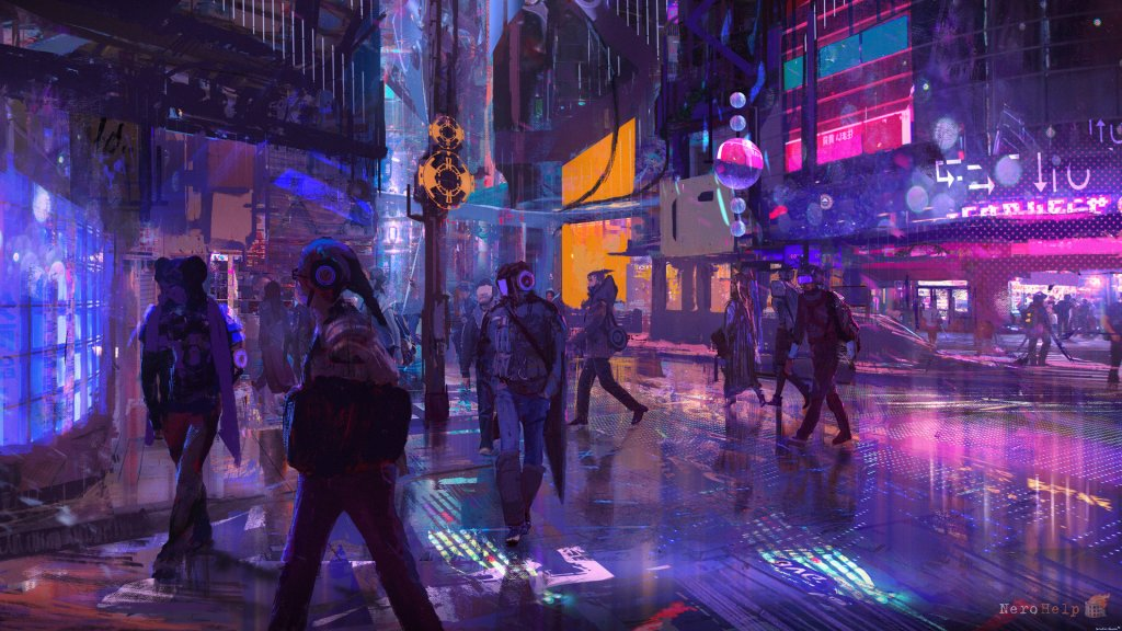 a report on synthetic dreadfalls a part of the cyberpunk culture The posthuman ethos in cyberpunk science fiction part of the comparative literature commons the_posthuman_ethos_in_cyberpunk_sciencepdf.
