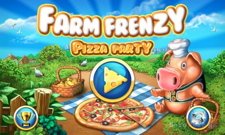 Мини-обзор Farm Frenzy 2: Pizza Party