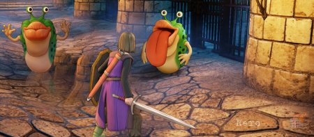 Dragon Quest XI заглянет на Nintendo Switch