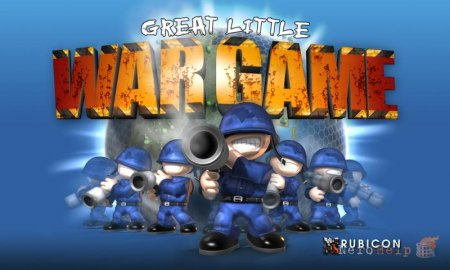 Мини-обзор Great Little War Game