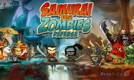 Мини-обзор Samurai vs Zombies Defense