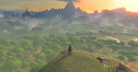 The Legend of Zelda: Breath of the Wild – версии для Wii U и Switch практич ...