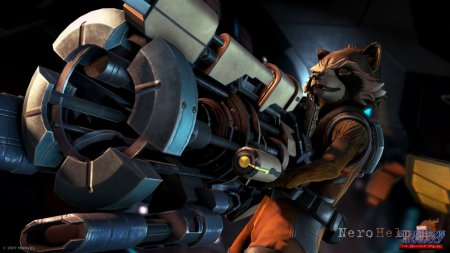 Marvel's Guardians of the Galaxy: The Telltale Series  - первый эпизод вый ...